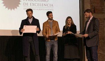 UAH premia a los mejores reportajes en una nueva versión del Premio Periodismo de Excelencia
