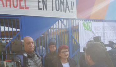 [VIDEO] Funcionarios del Sename se tomaron las instalaciones del Cread en Pudahuel