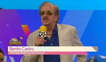 Benito Castro invitado especial   Vivalavi