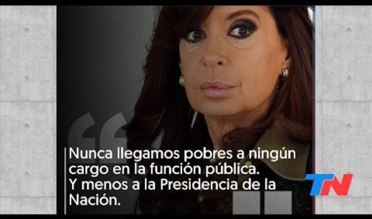 Cristina Kirchner por Cristina Kirchner: las frases más polémicas del libro de la expresidenta