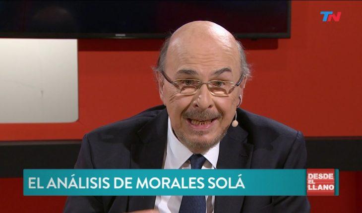 "El análisis de Joaquín Morales Solá: ""Florencia Kirchner"""