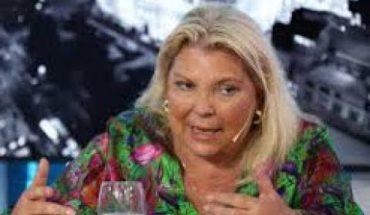 """La desafortunada frase de Elisa Carrio: """"Gracias a Dios De La Sota se murió"""""""