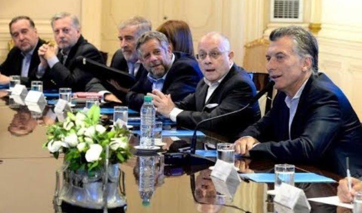 Macri se reunió con los gobernadores de Cambiemos