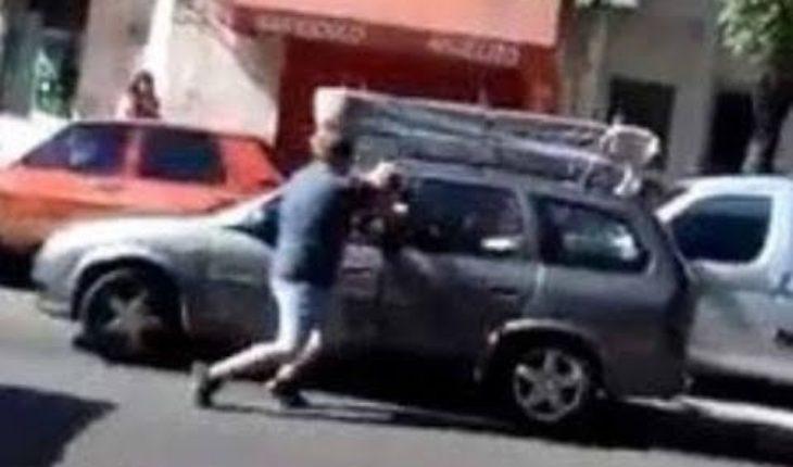 Prisión preventiva para el taxista violento