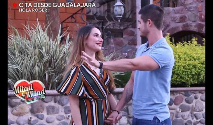 Roger se la lleva a Guadalajara   Mitad y Mitad