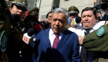 """Vocero de la Corte Suprema por formalización de Emilio Elgueta: """"Hay una connotación de gravedad adicional"""""""