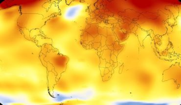 ¿Por qué Argentina se calienta menos que casi toda la superficie continental del mundo?