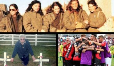37 years after Falklands: women and soldier recognized number 100, teams for the drop, and much more...