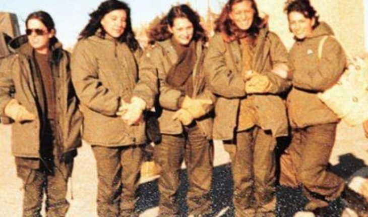 37 years of the Malvinas war, we remember the women involved