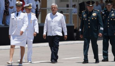 6 months there will be results in safety, promises to AMLO