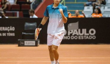 After a historical match Garin was installed in the final of the ATP 250 tournament in Houston