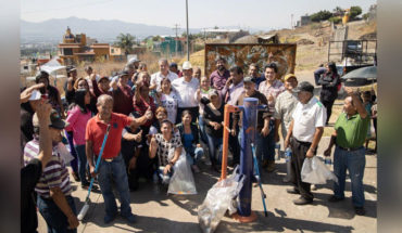 """Agreement by Morelia"" works to recover areas and improve the environment in colonies of the Michoacán capital"