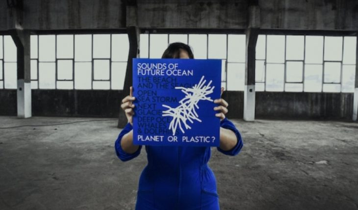 Album recreates the sounds of the Ocean using plastic waste removed from coasts