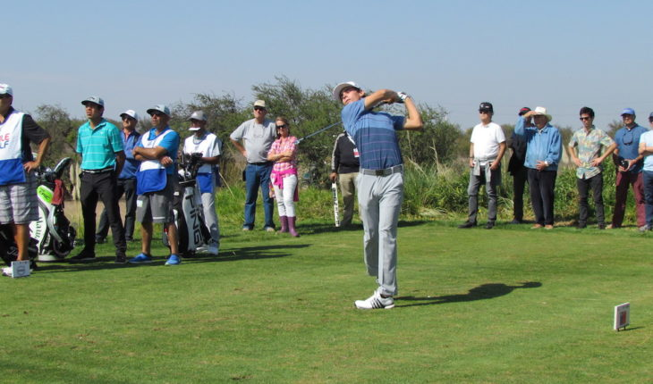American John Somers won the Chile open