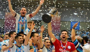 Argentina in Futsal World Champion, what is the difference with the FIFA tournament?