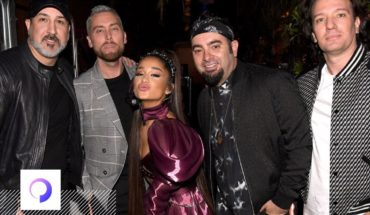 Ariana Grande + * NSYNC (no Justin Timberlake) and more in the week POPTRONICO!