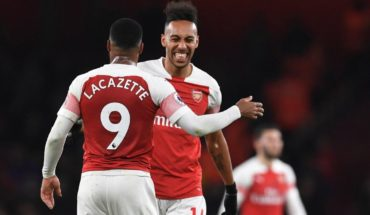 Arsenal beat Newcastle and is the third premiere