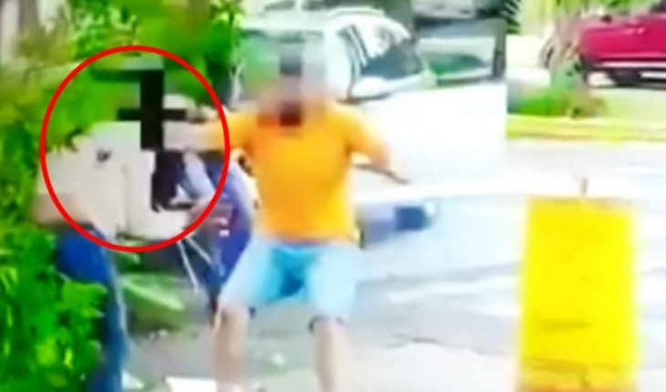 Asks divorce his spouse and this killer (video)