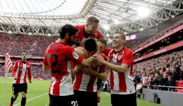 Athletic Bilbao win 3-2 at the Levante and follows looking to Europe