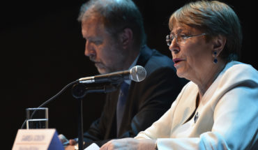 Bachelet calls on the Government of Mexico working with civil society
