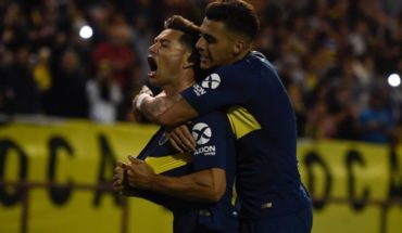 Boca le gana 2 a 0 a Estudiantes de Río Cuarto en su debut por Copa Argentina