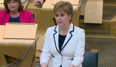 Brexit: the first Minister of Scotland, Nicola Sturgeon, wants to hold another referendum on independence if United Kingdom leaves the European Union