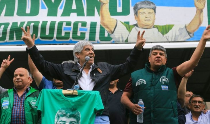 """Bullrich against unemployment of Moyano: """"Believe that the Argentina is theirs"""""""