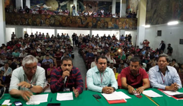 CNTE goes against networks by Mexico