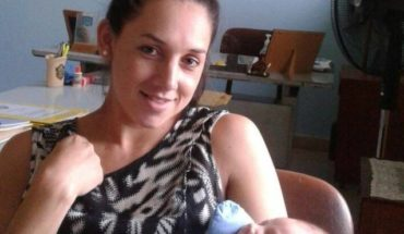 """Carmen Quinteros, the military that he was condemned in Paraguay by a permission of nursing and became a """"heroine"""""""