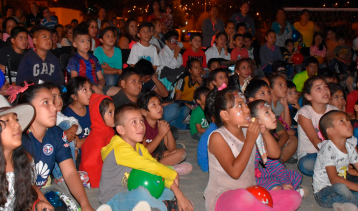 Children have the right to be happy: movement citizen Michoacán