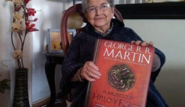 Chilean 95 years grandma is famous for being a fan of Game of Thrones