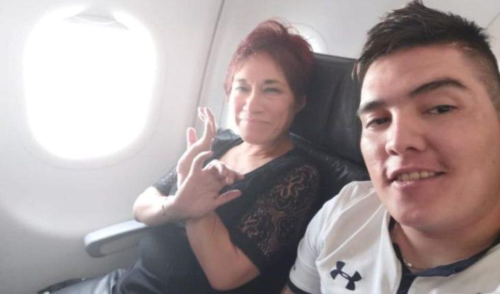 Chilena lleva dos semanas desaparecida en Colombia