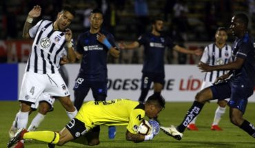Copa Sudamericana: Colo Colo goes by the classification before the U. Católica de Quito