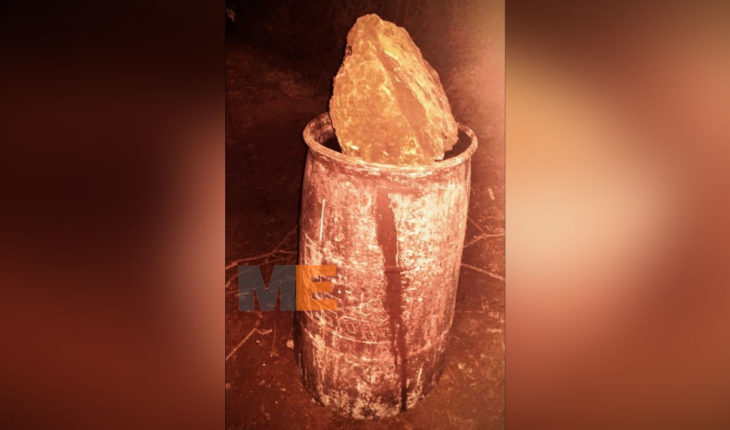 Corpse found in a bin in Lagunillas, Michoacán