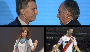 Cristina viaja a Cuba, Macri y empresarios por precios congelados, la confesión de Alario en River y más...