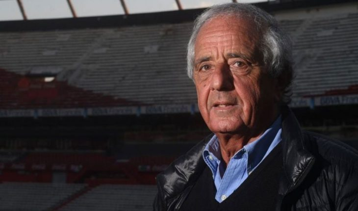 D'Onofrio proposed Macri a single Stadium with mouth