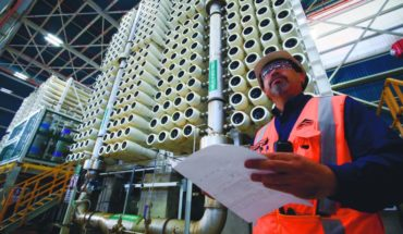 Desalination plants: a key solution for industry