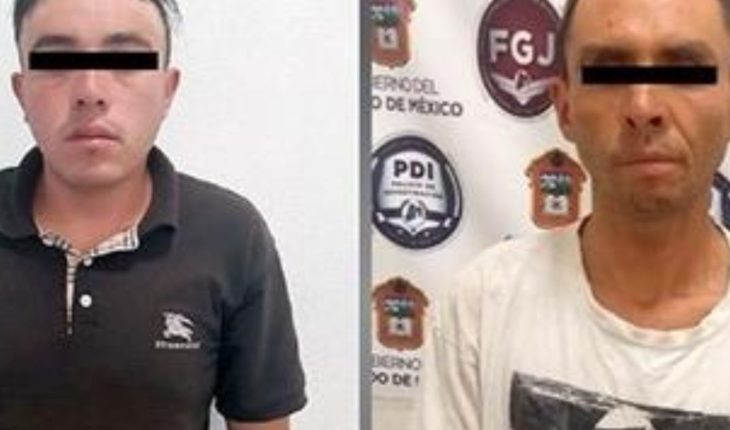 Detain suspected criminals accused of stealing and raping students in Ecatepec
