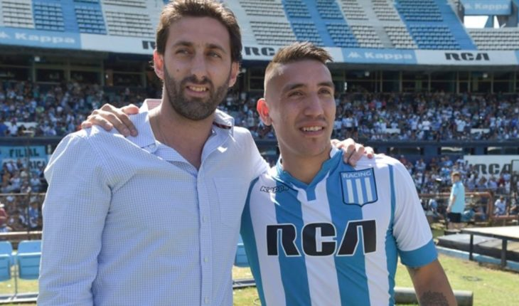 Diego Milito confirmed that Centurion is invited to the celebrations of Racing