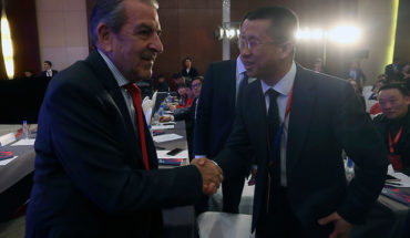"""Eduardo Frei Ruiz-Tagle squares off with version of Pinera: """"We have relations with China 50 years ago"""""""