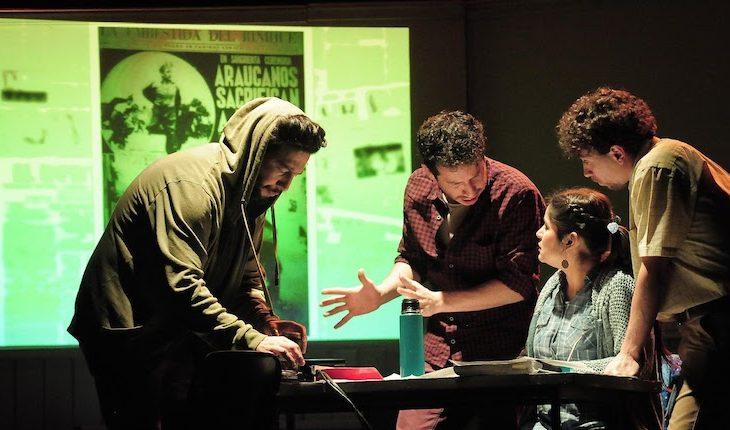 "Eduardo Luna's Lafamiliateatro: ""company is increasingly an act of resistance"""