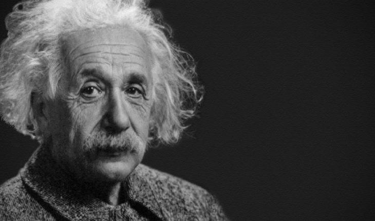 Einstein y los agujeros negros