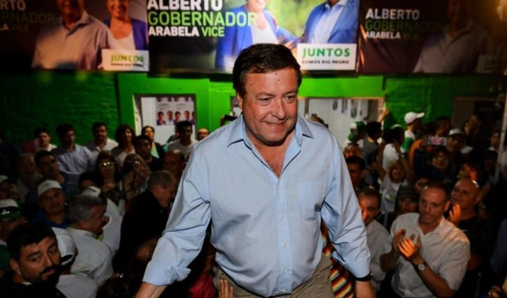Elections in Rio Negro: Weretilneck fired on opponents