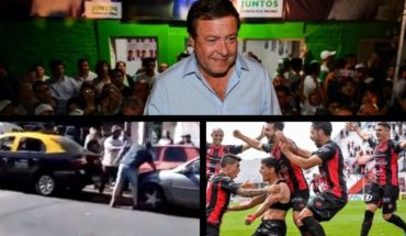 Elections in Rio Negro, fierce fight between taxi driver and conductor, Trustees escaped the descent and much more...
