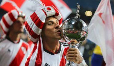 Enzo Pérez retrucó su frase sobre la final con Boca: el jugador con más pases