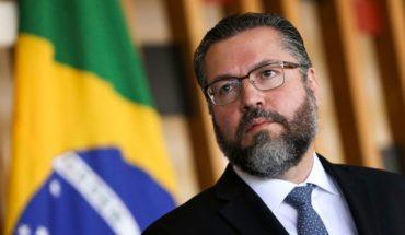 Ernesto Araújo, the Chancellor of Bolsonaro, will give a talk in the Argentina