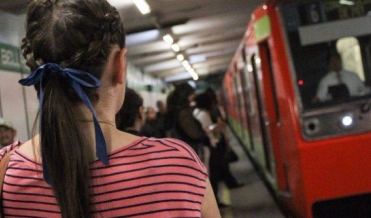 Evitemos los acosos en el Metro