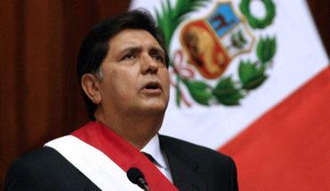 Fallece el ex presidente peruano Alan García