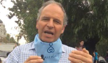 Former bichologo Alfredo Ugarte led debate on Twitter with discourse on women