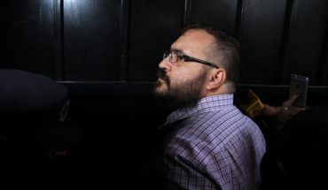Four senior former officials of Duarte, on trial for offsets